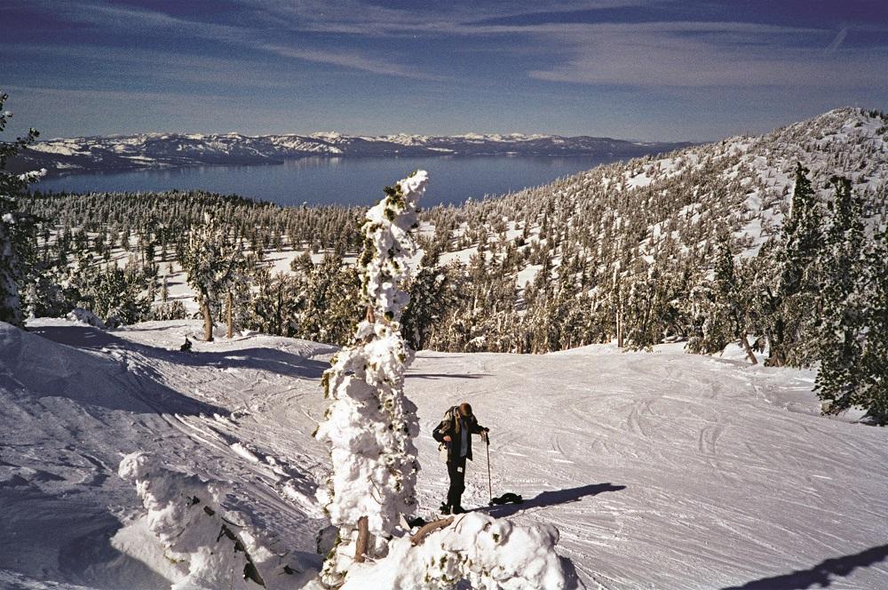 Esquiar en Lake Tahoe