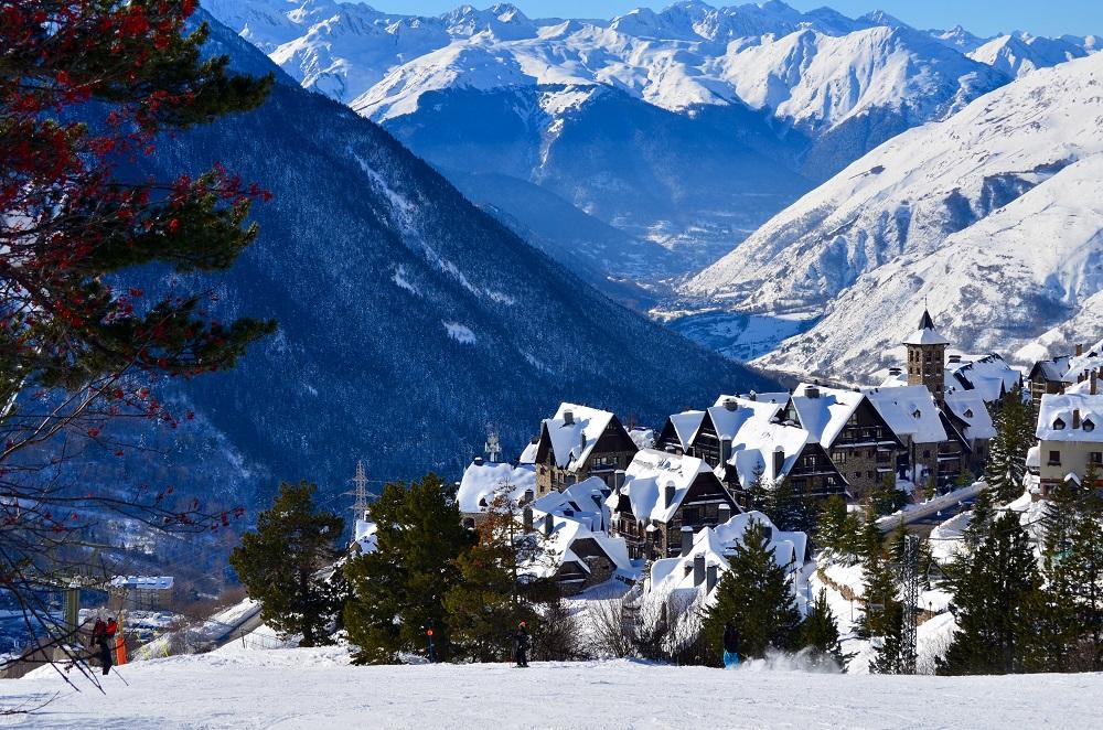 Destinos Ski Mundial: Baqueira Beret