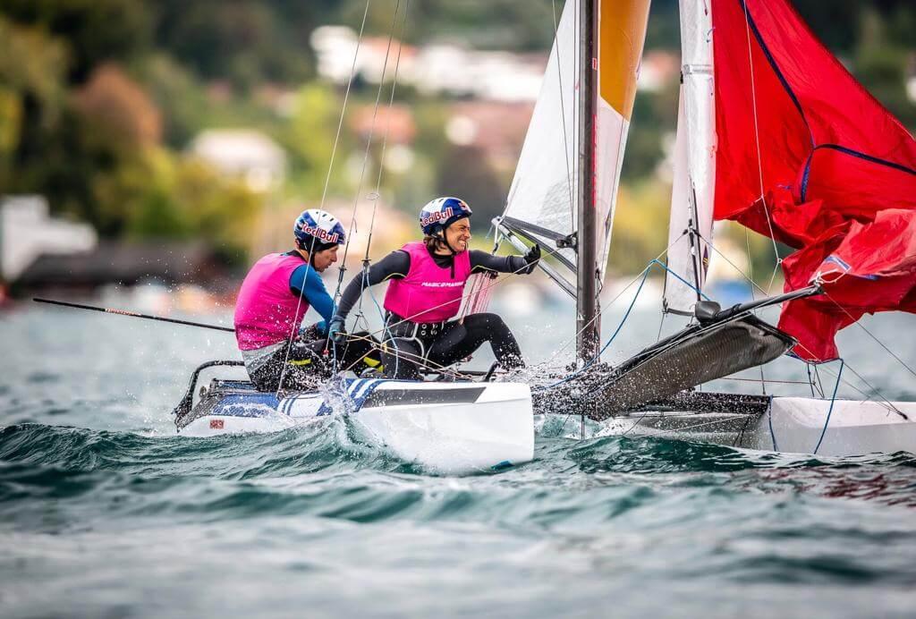 Lange y Carranza, sextos en el Campeonato Europeo de Austria