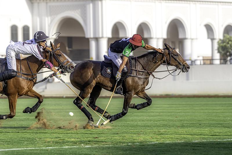 Dubai Gold Cup: Ghantoot se quedó con todo el oro