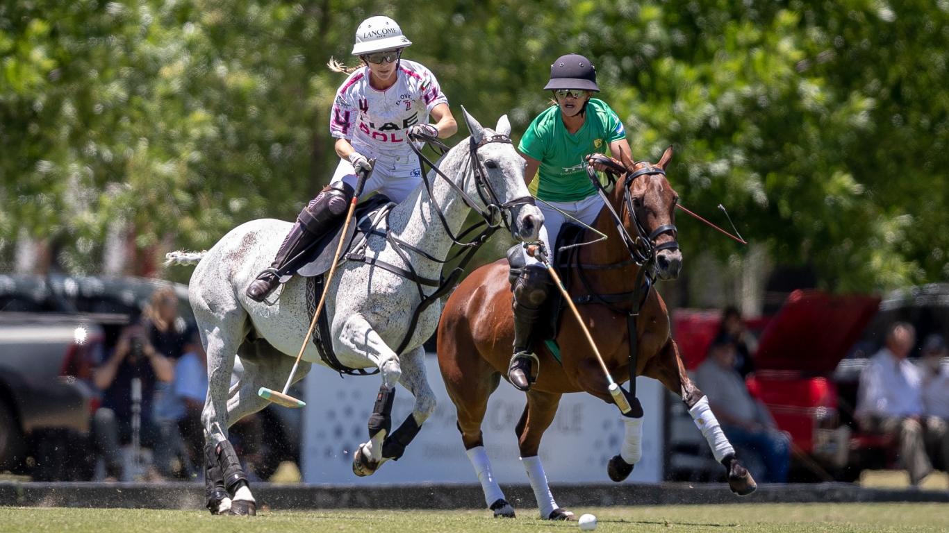 El Masters Femenino, un nuevo torneo de polo