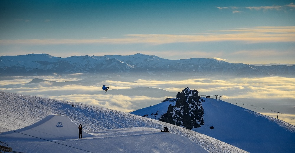 Destinos Ski Mundial: Cerro Catedral