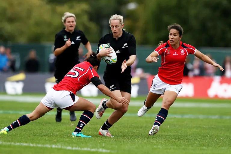 Todo sobre el Mundial de rugby femenino