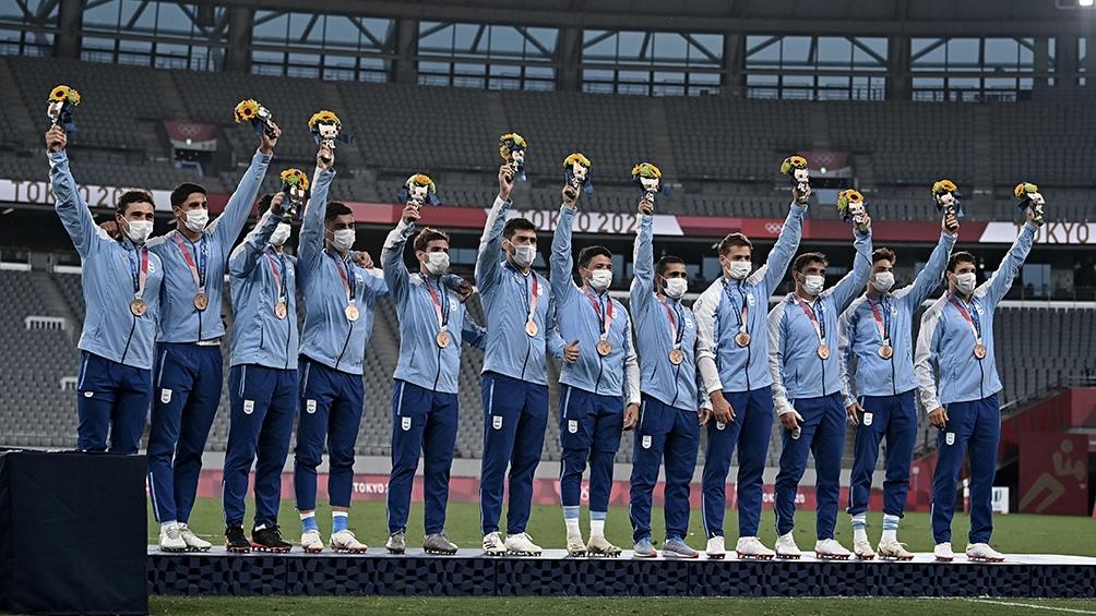 Los Pumas 7s se llevaron la medalla de bronce